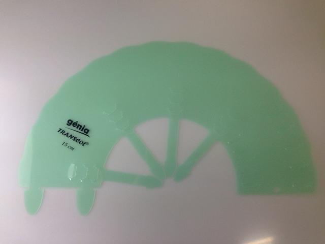 【エリザベスカラー】トランスカル深さ15cm 色:緑